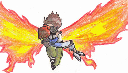 Blazewing Ben by LyokoBarbossa