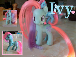 Ivy G2-G4 Brushable (Version 2.0) by Mommakip