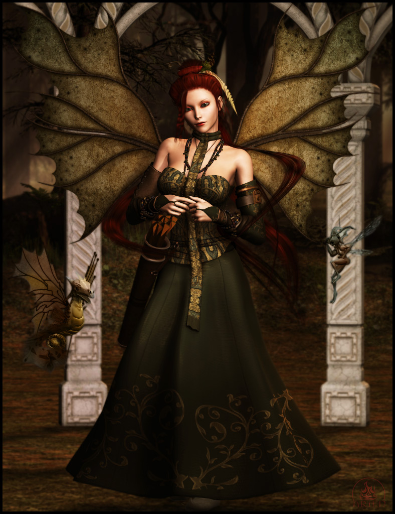 The Fae Queen by arien on DeviantArt Rosetta Stone Login