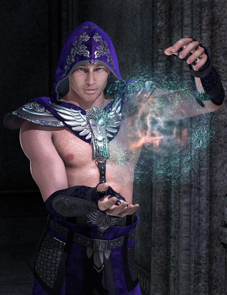 The Amethyst Mystic by arien