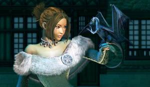 Umeko's Dragon by arien