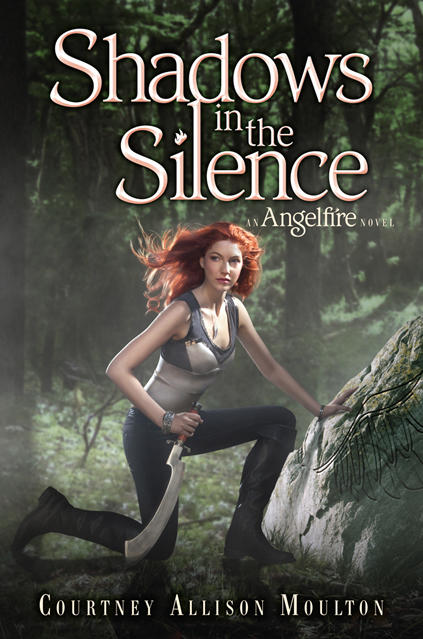 SHADOWS IN THE SILENCE Book Cover