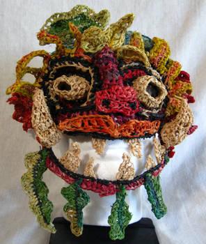 Balinese Demon Protection Mask
