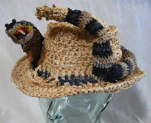 Rattlesnake Hat (1 of 3)