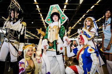 Trinity Blood (cosplay group)