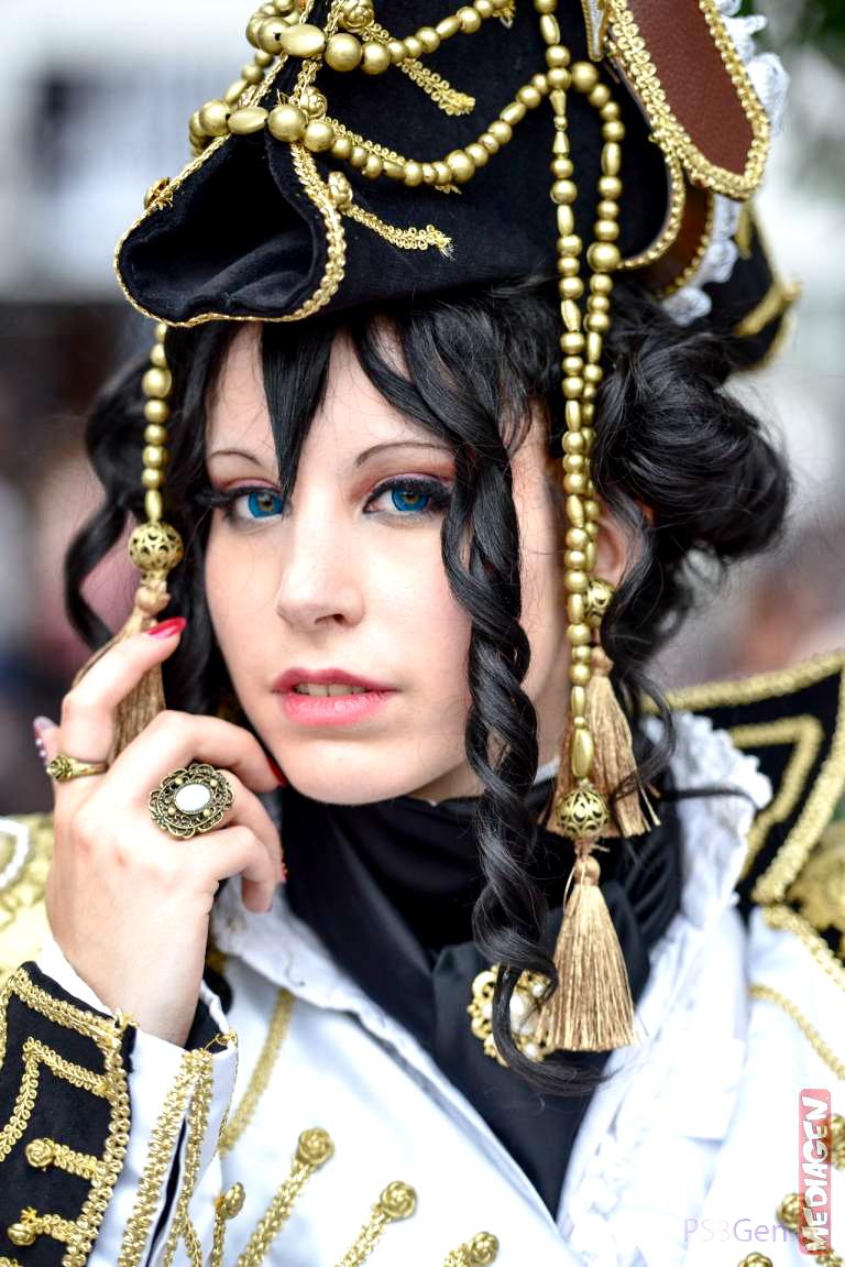 Jane Judith Jocelyn - Trinity Blood cosplay by YoukaiYuurei