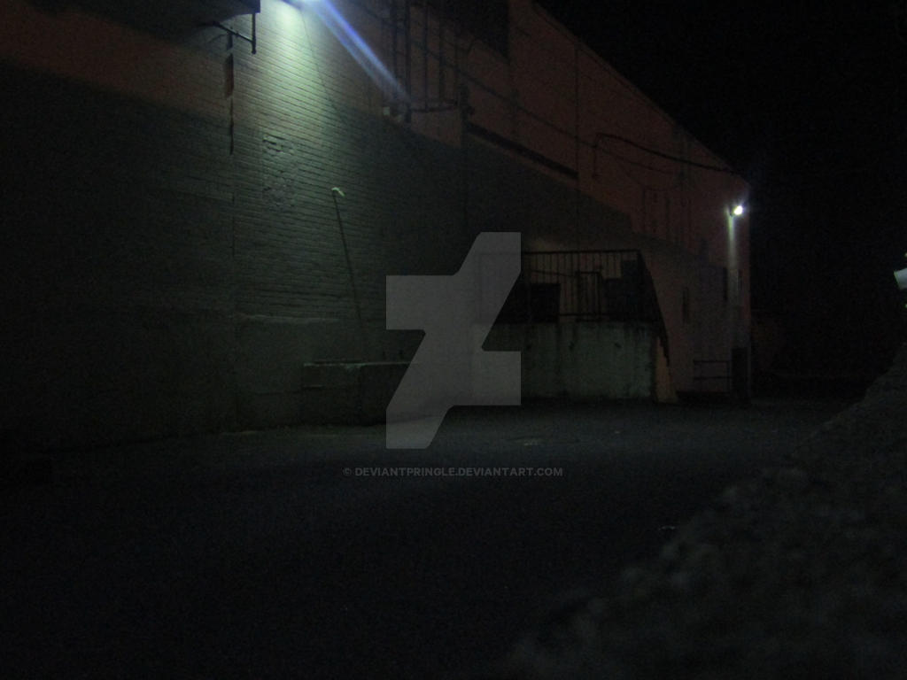 Dark Lit Alley Pt.2 by deviantpringle