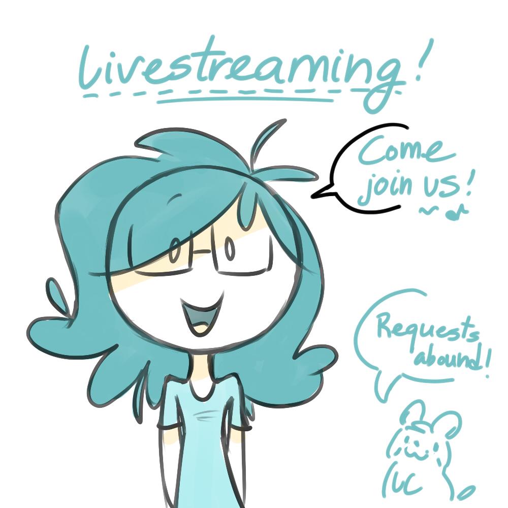 Streaming~! by Brownie97