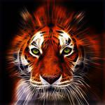 Fractalius tiger