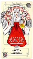 Sayo - Fan-made Pactio by FlaminBlue