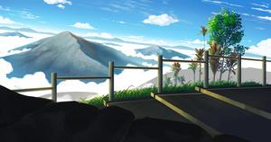 Random Landscape