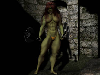 Orcish by Proto11