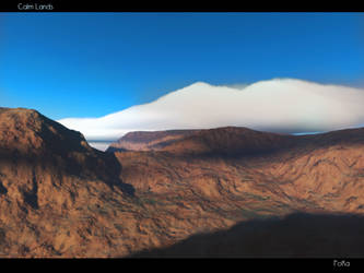 Calm Lands by foka1808