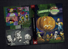 Treehouse of Horror DVD case