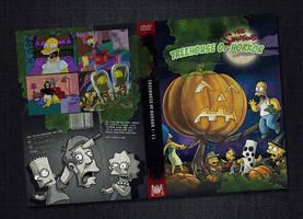 Treehouse of Horror DVD case