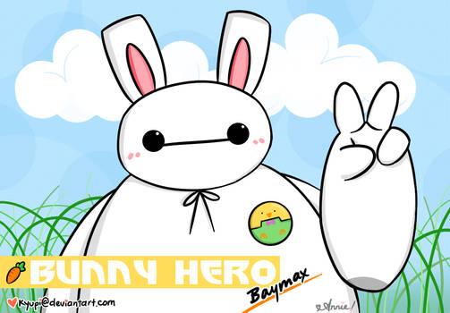 Bunny Hero Baymax