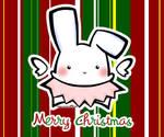 Christmas Ballerina Bunny