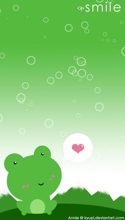Mr. Frog by kyupi