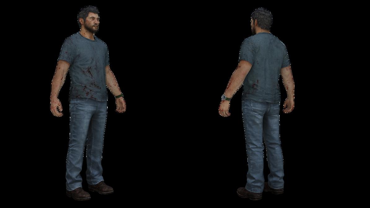 TLOU (PS4) : Young Joel by akderebur