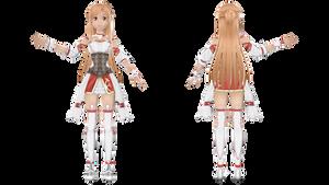 SAO: Hollow Realization - Asuna by akderebur