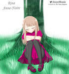 Peaceful Rina by SweetMonia