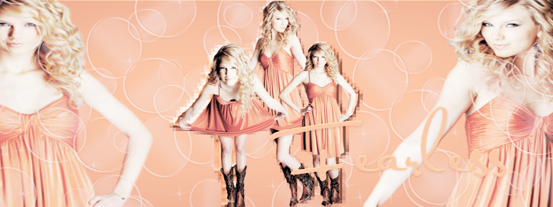 +Fearless Portada by MiliDirectionerJB