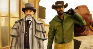 Django Unchained by Tom-Cii