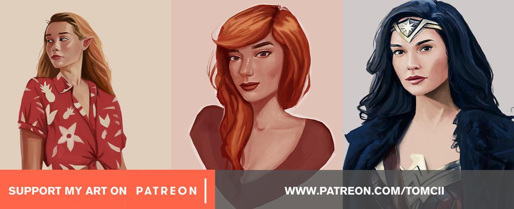 Patreon by Tom-Cii