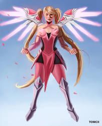 Pink Mercy by Tom-Cii