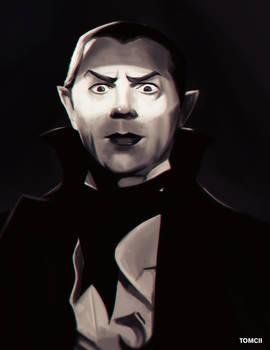 Inktober - Dracula