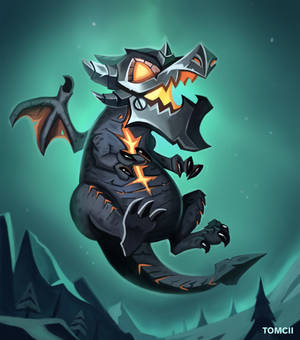 Baby Deathwing