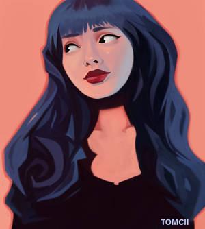 Lisa from Blackpink