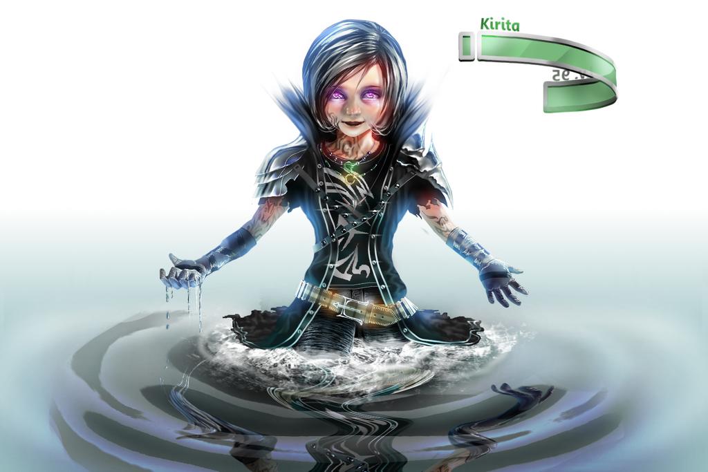 Dark Kirita By Greenibr-d9fsmxz by GreenIbr