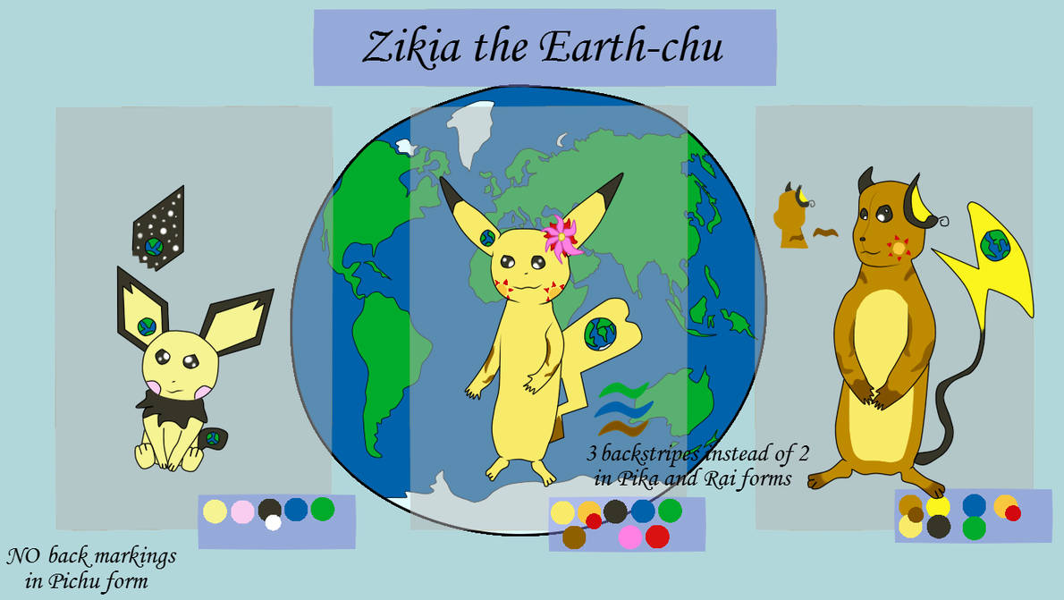 Zikia the Earth chu reference