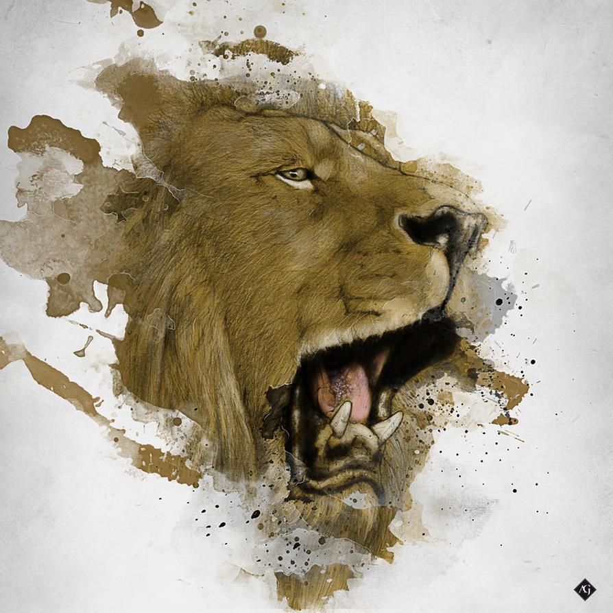 Lion by ArnoGraphik