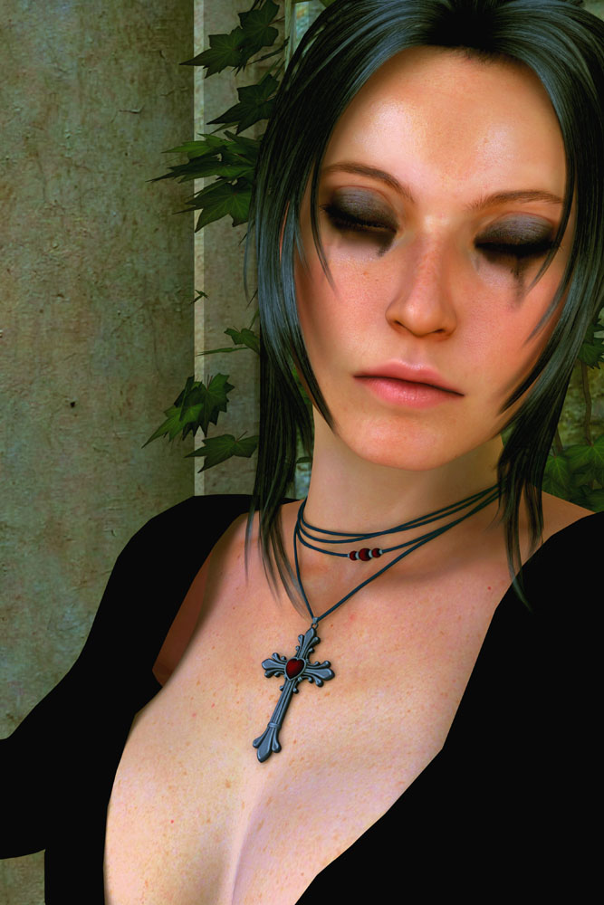 A Girl's Reminiscence by brokenangel
