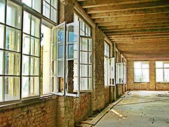 Old Factory (Fake HDR) by brokenangel