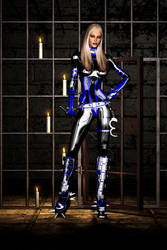 The Dungeon Mistress by brokenangel