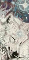 Star Wolves bookmark