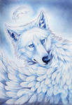 Angel by wolf-minori