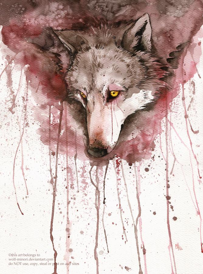 Delirium by wolf-minori