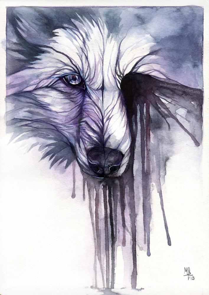 Delirium II by wolf-minori