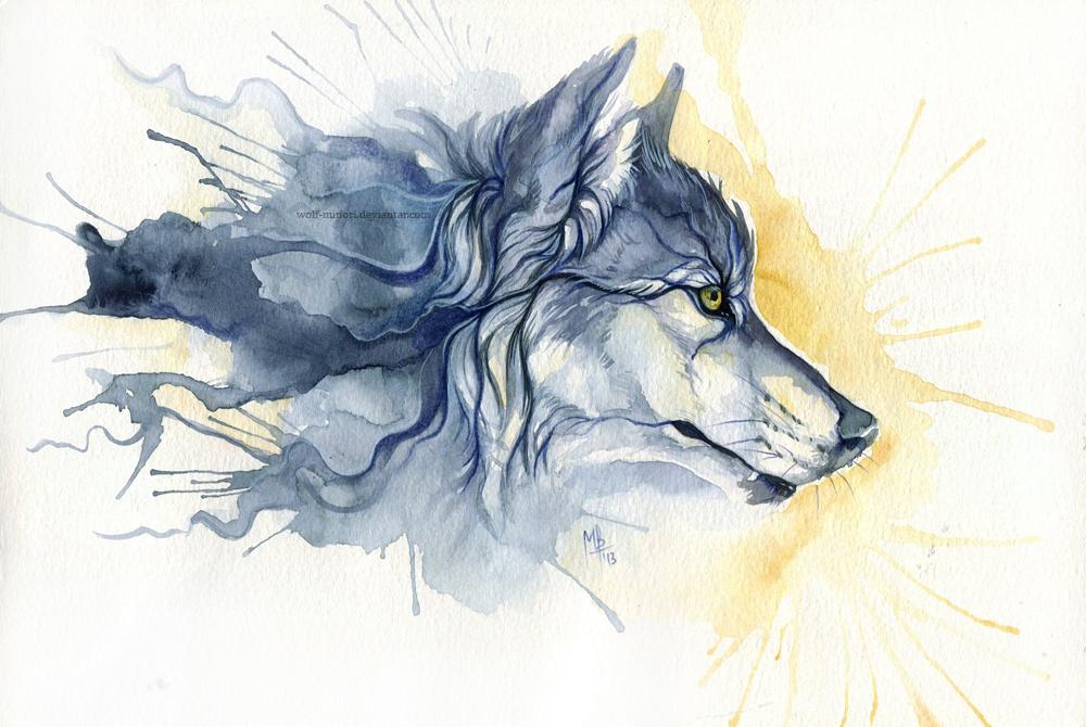 Flow by wolf-minori
