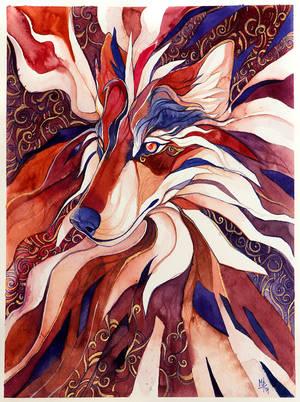 Witch by wolf-minori