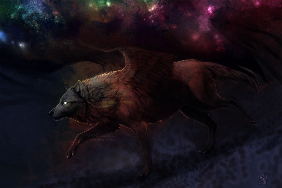 Nightbringer by wolf-minori