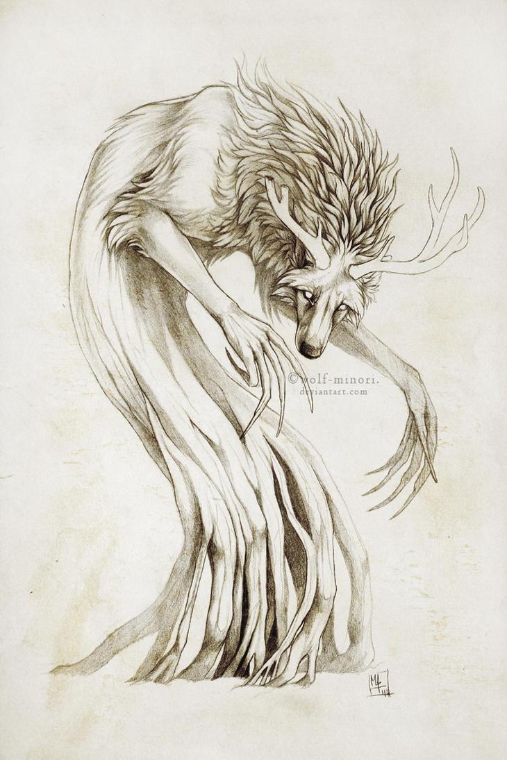 Ambaronn by wolf-minori