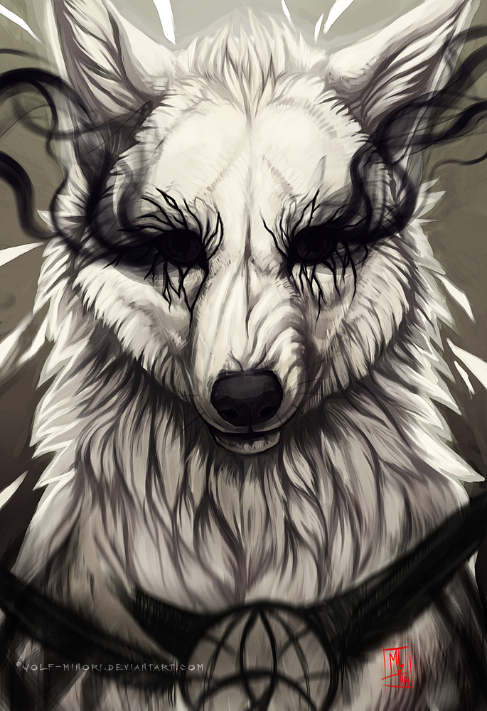 Shattering by wolf-minori