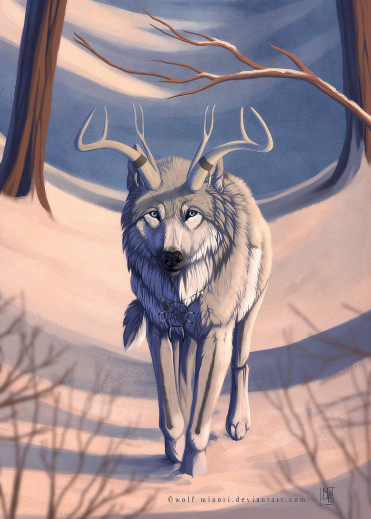 Sun-touched by wolf-minori
