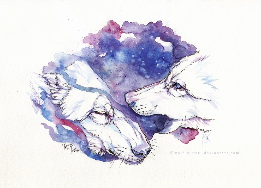 Starry words by wolf-minori