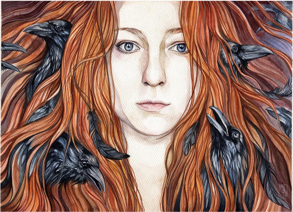 Black whispers by wolf-minori